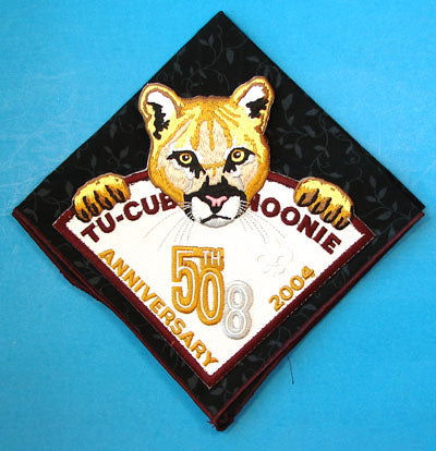 Lodge 508 Neckerchief 2004 50th Anniversary