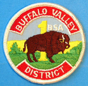 Buffalo Valley District Patch