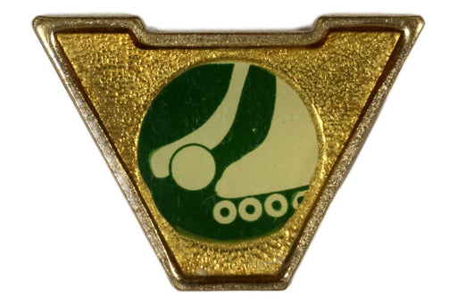 Varsity Scout Letter Pin Roller Hockey
