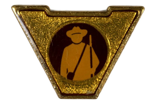 Varsity Scout Letter Pin Frontiersman