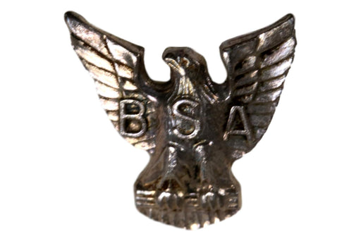 Eagle Lapel Pin Spin Lock Back