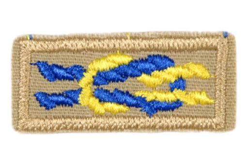 Medal of Merit Award Knot on Tan