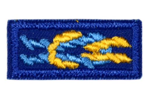 Cub Scouter Award Knot