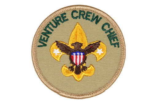 Venture Crew Chief Patch