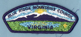 Blue Ridge Mountains CSP S-2