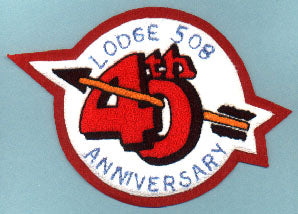 Lodge 508 Chenille Type 1
