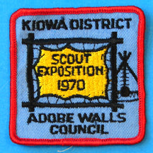 Adobe Walls Scout Exposition 1970