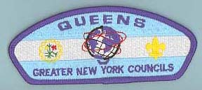 Greater New York - Queens CSP S-3
