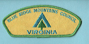 Blue Ridge Mountains CSP T-1 PB