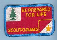 Unknown Date Scout O Rama Patch