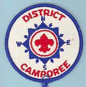 1965 Spring Camporee Patch