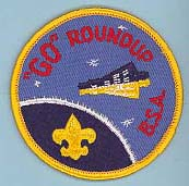 1962 Go Roundup Patch