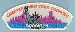 Greater New York CSP T-2 Brooklyn