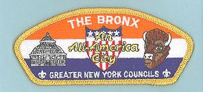 Greater New York - The Bornx CSP SA-4