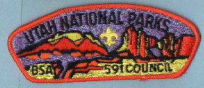 Utah National Parks CSP S-3a