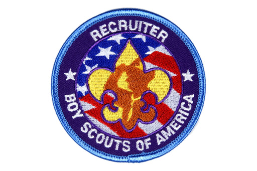 BSA Recruiter Patch