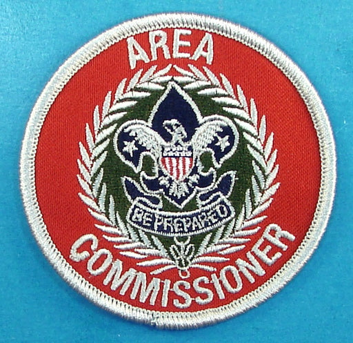 Area Commissioner Patch