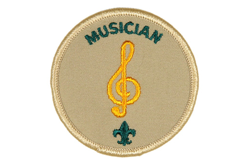 Musician Patch