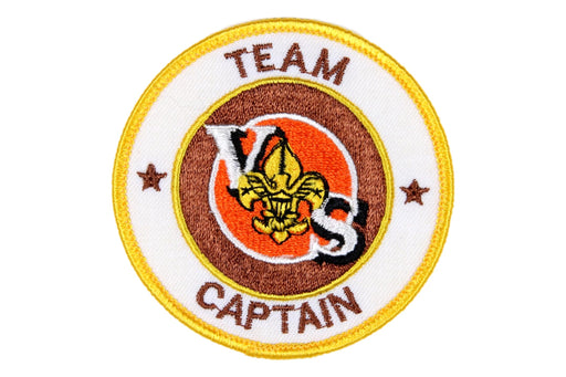 Team Captain Patch