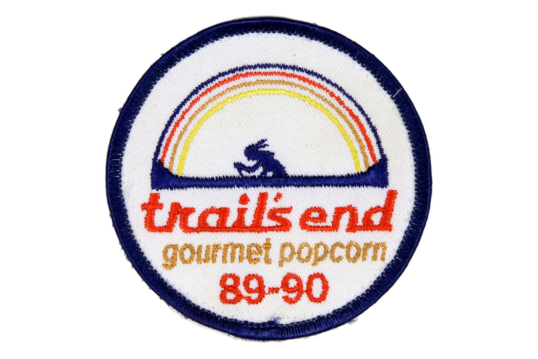 1989-90 Trall's End Popcorn Patch
