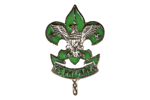 Scoutmaster Colar Brass