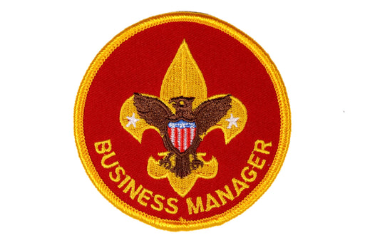 Business Manager Patch SSB