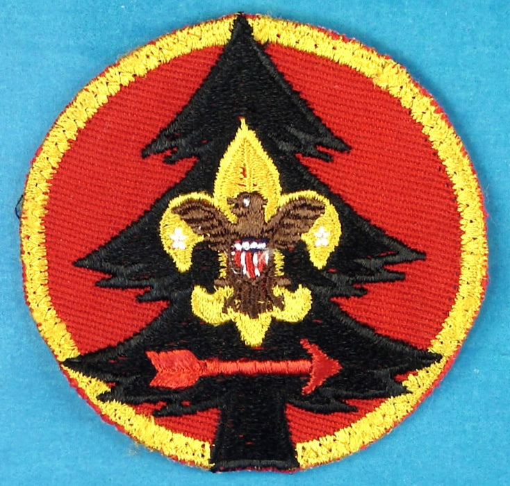 Guide Patrol Patch 1950s