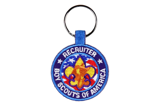 Recruiter Key Chain