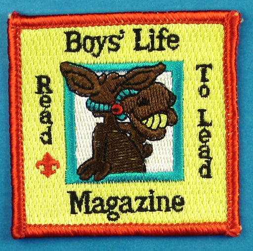 Boy's Life Patch