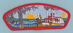 New Orleans Area CSP S-4