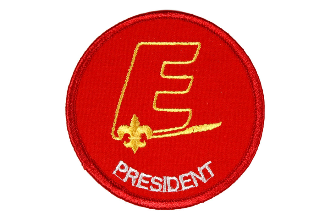 Explorer President Patch New Style E