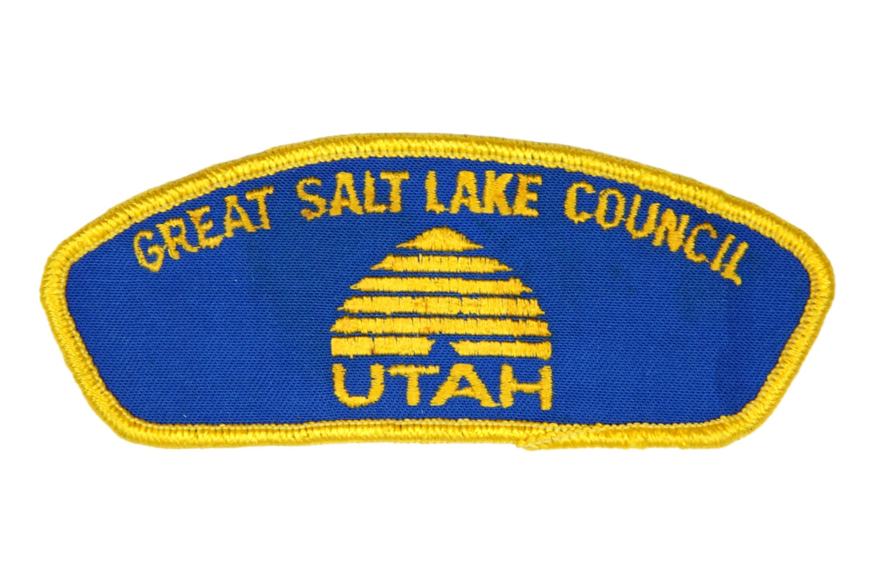 Great Salt Lake CSP T-2b Gauze Back