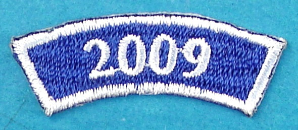 Good Turn for America Year Patch 2009