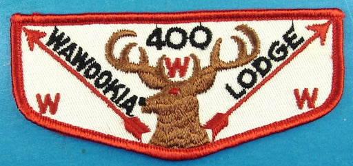 Lodge 400 Flap F-3