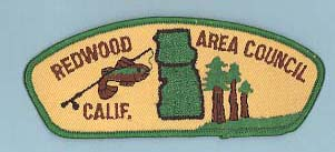Redwood Area CSP T-1