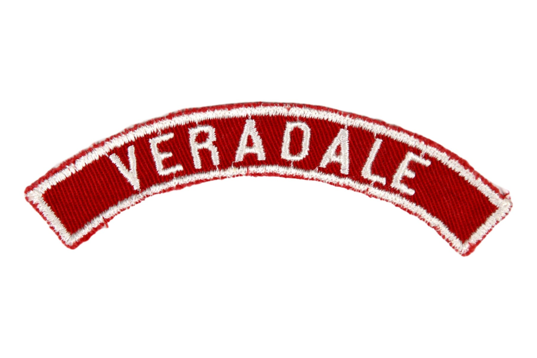 Veradale Red and White City Strip