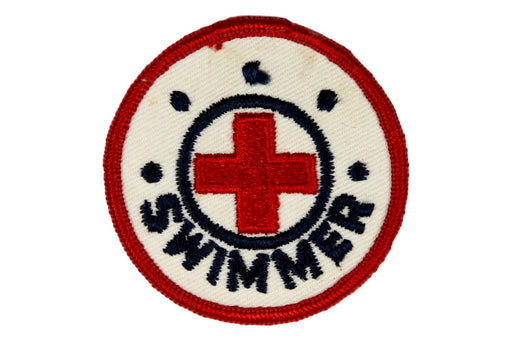 Swimmer Patch