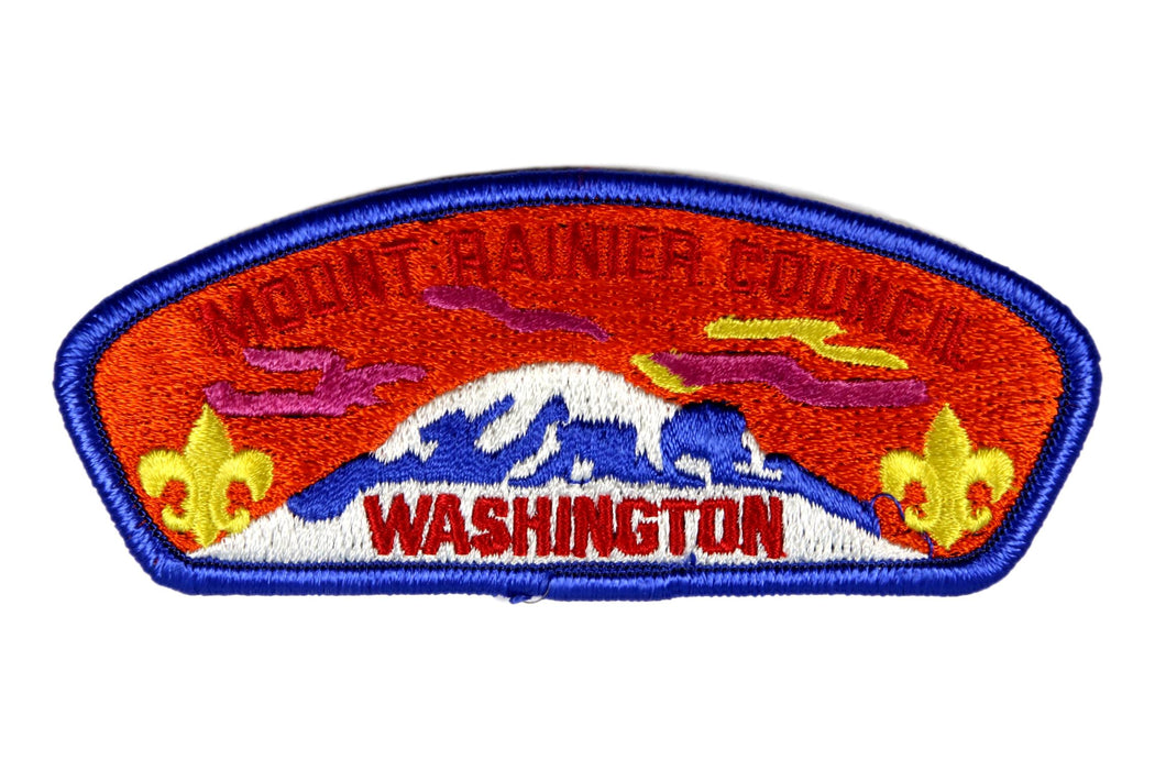 Mount Rainier CSP S-2