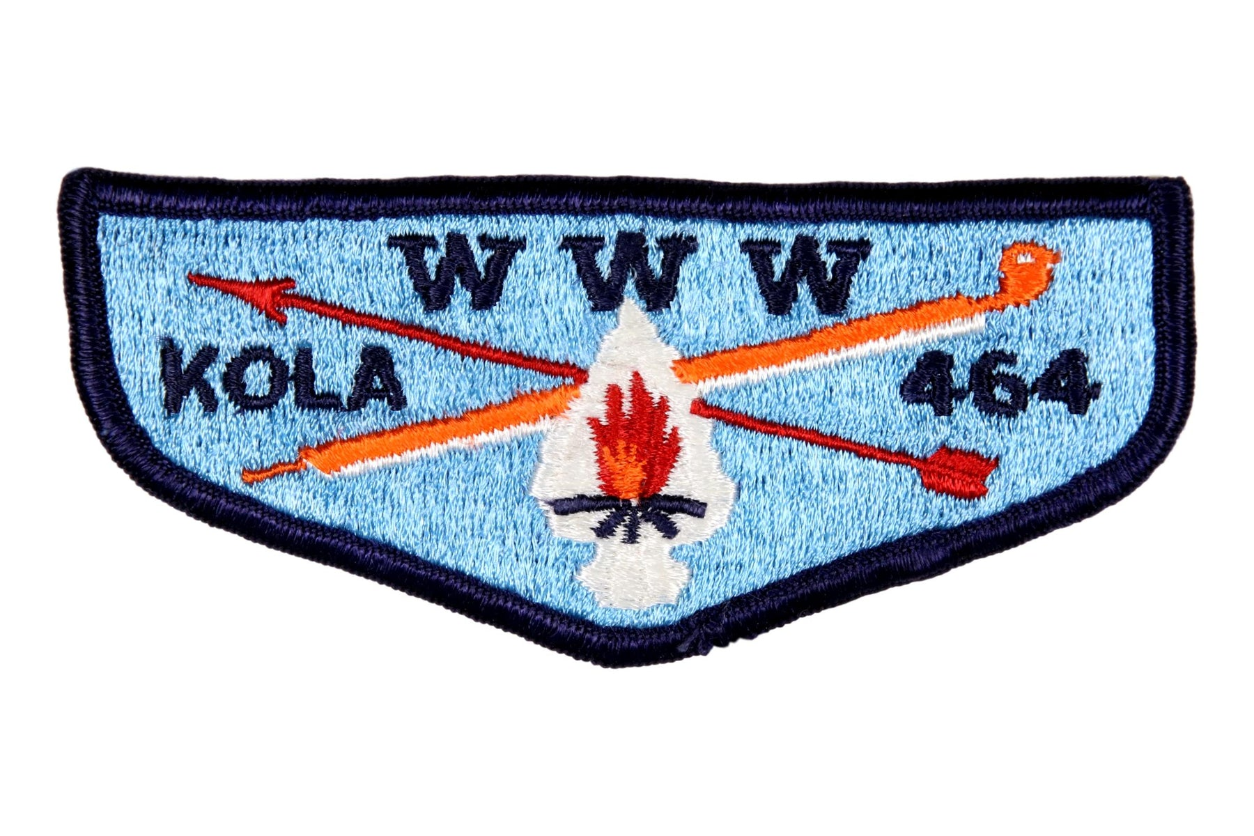 Lodge 464 Flap S-4b
