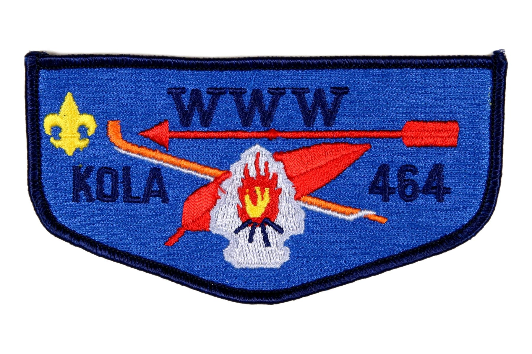 Lodge 464 Flap S-25