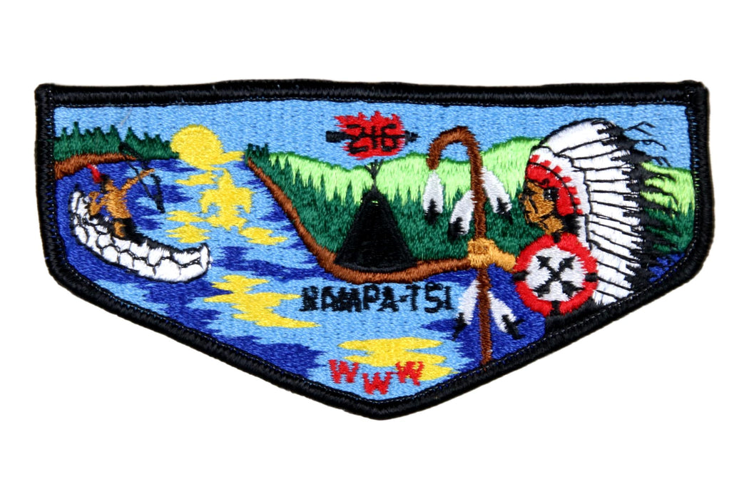 Lodge 216 Flap S-4