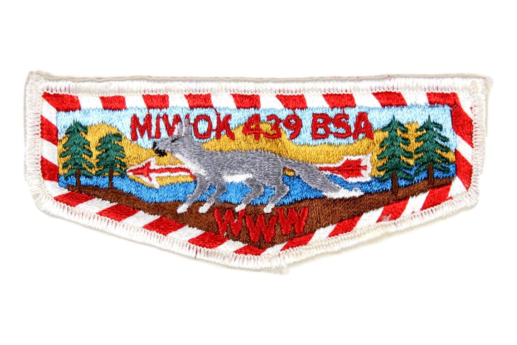 Lodge 439 Flap S-12