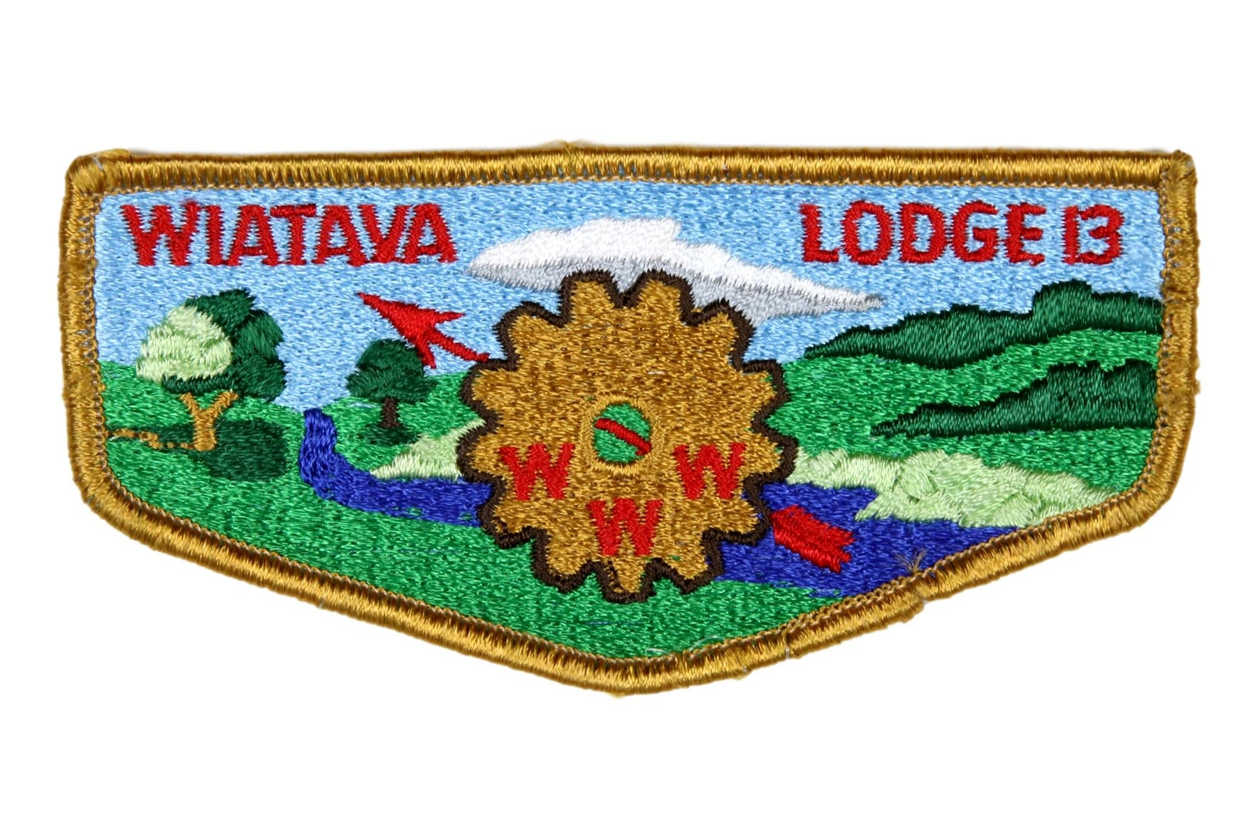 Lodge 13 Flap S-3a