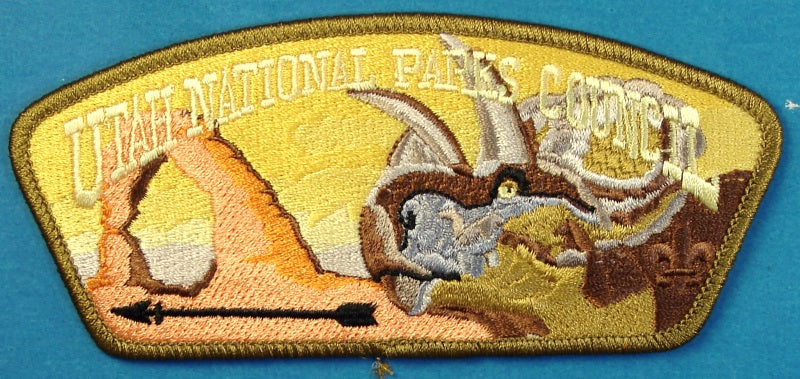 Utah National Parks CSP SA-New 2016 Auction Donation