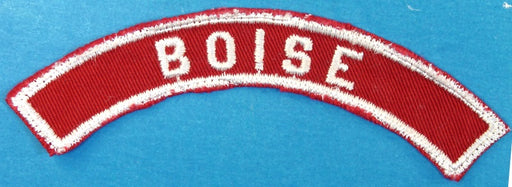 Boise Red and White City Strip