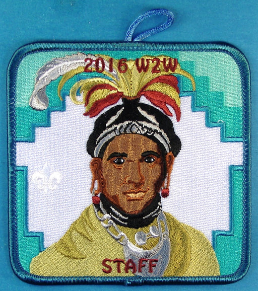 2016 W2W Section Conclave Staff Patch