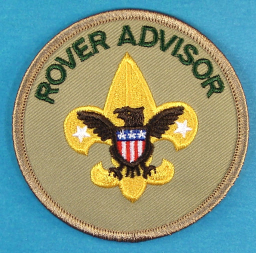 Rover Advisor Patch