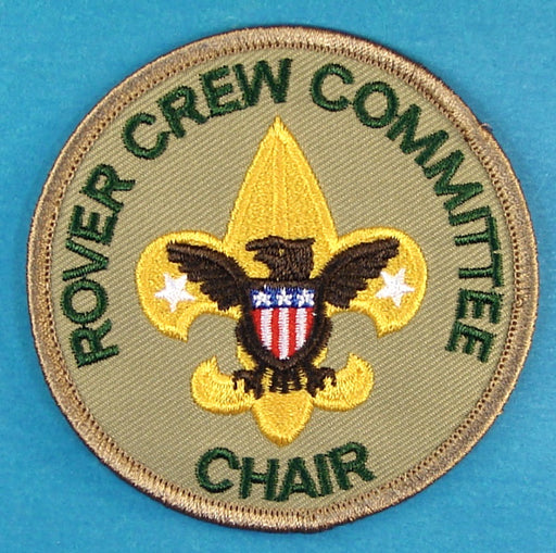 Rover Crew Committee Chair Patch