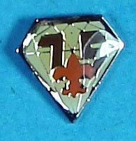 1982 Canadian 75th Anniversary Pin
