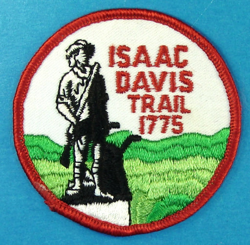 Isaac Davis Trail Patch